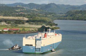 La nueva estación de amarre del Canal de Panamá cuenta con  500 metros de largo por 78 metros de ancho, según explicó Marotta.