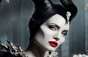 Angelina Jolie encarna a Maléfica en 'Maleficent: Mistress of Evil', la cinta que más recaudó el pasado fin de semana en los cines de Estados Unidos. Foto: EFE