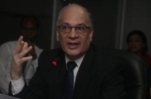 Desde el año 2015, Rigoberto González ha archivado 23 denuncias contra la procuradora Kenia  Porcell.  Víctor Arosemena