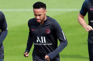 Neymar ha tenido un 2019 tormentoso. Foto AP