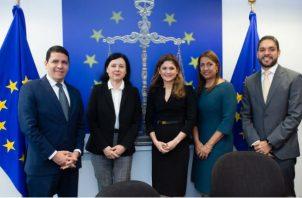 """La viceministra de Asuntos Multilaterales y Cooperación Erika Mouynes, indicó que """"la política exterior de Panamá debe ser proactiva, no reactiva"""". Foto/Cortesía"""