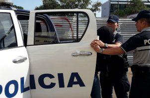 Portaba un arma de fuego y un cuchillo al momento de cometer el ilícito. Foto: Mayra Madrid.