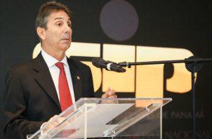 Aldo Mangravita, asumió como nuevo presidente del Sindicato de Industriales de Panamá. Foto/ Cortesía