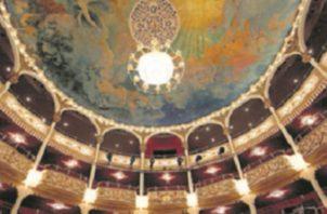 Será en el Teatro Nacional.