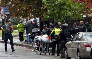 En promedio, los policías ven 188 'incidentes críticos' durante sus carreras, lo que genera traumas. Foto: Archivo/Ilustrativa.