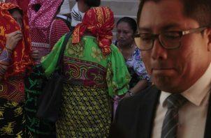Diputado Arquesio Arias se le imputó cargos por presunta violación carnal y actos libidinosos. Foto/Víctor Arosemena