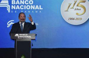 Banco Nacional de Panamá celebra 115 años de existencia en el país. Foto/Cortesía Banco Nacional de Panamá