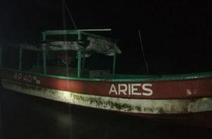 Se espera que para este miércoles los  equipos puedan ubicar al pescador. Foto: Mayra Madrid.