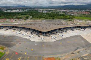 En 2018, el tráfico de viajeros por el Aeropuerto Internacional de Tocumen, creció 4.2%. Foto/Cortesía