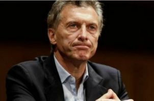 Mauricio Macri busca reelegirse en la Presidencia de Argentina. Foto/EFE