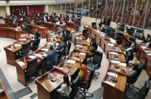 Pleno de la Asamblea Nacional discute Reformas Constitucionales. Foto/Cortesía