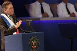 Laurentino Cortizo prometió transparencia durante su gestión gubernamental. Foto: Panamá América.