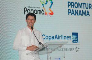 El administrador de la ATP, Iván Eskildsen, señaló, que Panamá tiene potencial turístico que ofrecer al turista como la ciudad moderna.