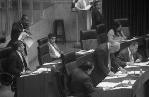 ¿Qué hará el Pleno con las sugerencias de reformas que le entregan?   ¿Cómo y con qué plantearía el debate? ¿Discutirá fueros especiales? Foto: Víctor Arosemena. Epasa.
