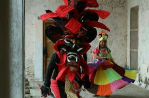 Colón tiene todo un cúmulo de manifestaciones folclóricas. Foto: ATP