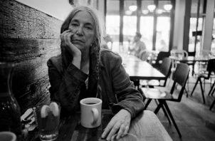 """Patti Smith dijo que cuando las personas cercanas a uno mueren, """"es como si dejaran un pequeño regalo"""". Foto/ Andre D. Wagner para The New York Times."""