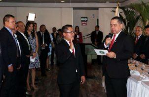 La Corte Suprema de Justicia aplicó una medida cautelar de casa por cárcel al diputado Arquesio Arias. Foto: redes sociales.