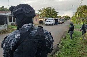Los condenados fueron aprehendidos en operativos policiales. Foto: José Vásquez.