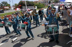 El desvíos de los metobuses se dará debido a los desfiles organizado por la Lotería Nacional de Beneficencia.