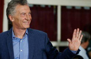 """Macri dijo que hay que lidiar con la """"ansiedad"""" hasta que se conozcan los resultados provisionales de la elección."""