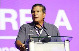 """José Luis """"Popi"""" Varela es el actual presidente del Partido Panameñista."""