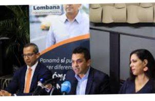 Ricardo Lombana en las elecciones pasada fue el tercer candidato presidencial más votado.