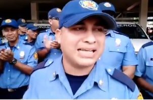 Los bomberos de Herrera y Los Santos hacen una serie de exigencias a las autoridades.