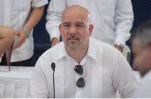 El ministro de Seguridad Pública, Rolando Mirones, impulsa la creación del Viceministerio de Prevención Integral.
