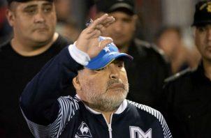 Diego Maradona Foto EFE