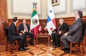 El TLC de Panamá con México fue firmado en abril del año 2014 y entró en vigencia en julio del 2015.