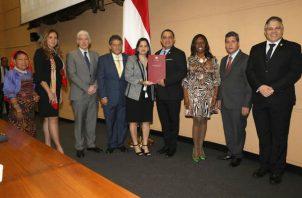 La Asamblea Nacional aprobó la ratificación de los nombramientos para la Caja de Ahorros y Panamá Pacífico con 41 votos a favor. Foto/Asamblea Nacional