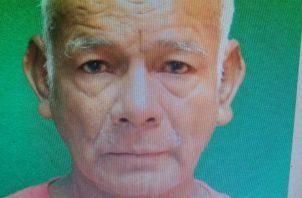 Luis Corella Morales está desaparecido desde el pasado martes . Foto: Mayra Madrid.