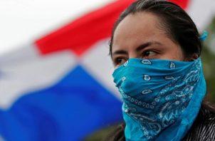Las protestas del pasado miércoles dejaron 54 detenidos. Fotos/Bienvenido Velasco/EFE