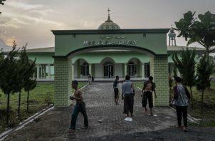 Una escuela en Jakarta que desradicaliza a hijos de rebeldes. El Gobierno trata de purgar el extremismo. Foto/ Ulet Ifansasti para The New York Times.