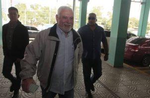 La oficina del expresidente Ricardo Martinelli dejó claro que no hay investigación alguna contra el exmandatario.