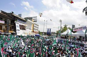 La dirigencia de Cambio Democrático solicita que se convoque a un diálogo nacional por las reformas constitucionales.