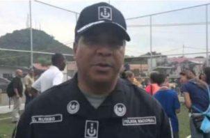 Carlos Rumbo.