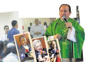 El padre David Cosca fue separado de su cargo tras el crimen del hotel El Panamá. Foto: Archivo.