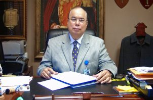 El director de la Caja de Seguro Social (CSS), Enrique Lau Cortés, hizo el anuncio de la nueva policlínica para la ciudad de David.