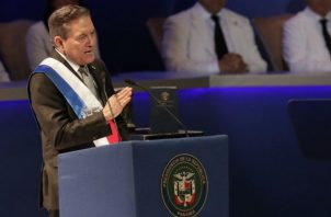Laurentino Cortizo expresó que él tiene un compromiso con el país y que las reformas son de los panameños. Foto: Panamá América.