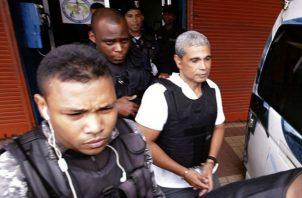 Rafael Guardia Jaén fue condenado a cinco años de prisión por peculado. Foto: Panamá América.