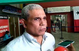 Un juez le computó en octubre, 1,825 días de pena, de los que le reconoció 984 días de detención. Luis Avila