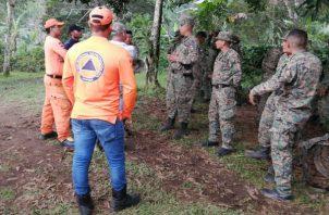 La suspensión de la búsqueda no significa que cesen las investigaciones del caso. Foto: José Vásquez.