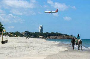 El regente del turismo panameño, Iván Eskildsen, se reunirá con el Departamento de Mercadeo de los Destinos Turísticos de KLM y Air France. Foto: ATP.