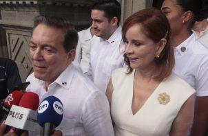 Para el presidente Cortizo, lo principal es no mantener la Constitución como está, por lo que los cambios están abiertos a consultas. Foto de Víctor Arosemena