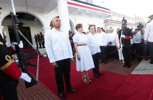 Mariano Rivera ingresó al Salón de la Fama este año.