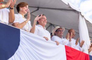 En la Corte Suprema hay tres vacantes que deben ser designadas por Laurentino Cortizo. Foto: Presidencia de la República.