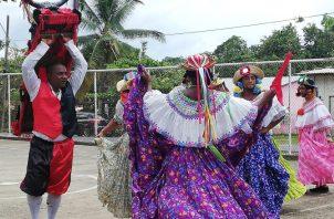 El Toro Guapo de La Chorrera será uno de los grandes atractivos de los desfiles del próximo 10 de noviembre. Miriam Lasso