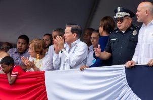 Cortizo promete culminar Renovación de Colón