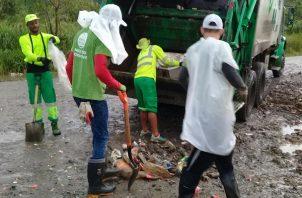 Por mes, en el este se dejan de recoger 3,000 toneladas de basura ante la falta de un centro. Foto de la AAUD